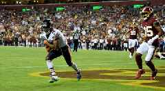Bears WR Taylor Gabriel Exits vs. Redskins With Concussion
