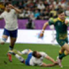 2019 Rugby World Cup: Australia struggle to victory over Uruguay