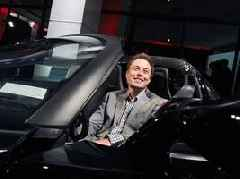 Elon Musk says Tesla owners will soon be able to replace their horn with fart and goat noises (TSLA)