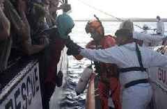 At least 13 dead as migrant boat capsizes off Italian island amid rescue bid