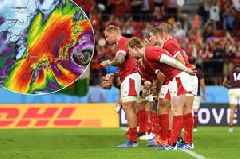 The Rugby World Cup typhoon, world rugby's new statement and what it would mean if Wales v Uruguay was declared a 0-0 draw