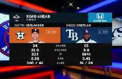 Rays set sights on staving off elimination once more against Astros
