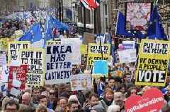 MP Jess Phillips calls for mass rally in London to demand a second Brexit referendum
