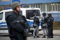Two dead in shooting outside synagogue in Germany