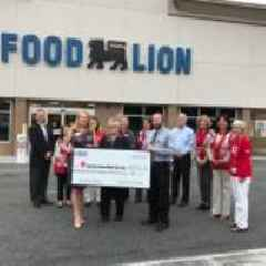 Food Lion Customers and Associates Donate More than $170,000 for American Red Cross Disaster Relief in Response to Hurricane Dorian
