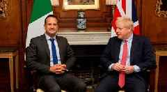 Boris Johnson and Leo Varadkar 'see pathway' to Brexit deal after talks