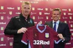 The brilliant two-word reply which sealed Dean Smith's dream Aston Villa job
