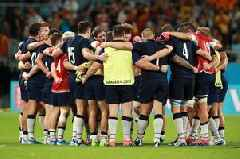 The Rugby World Cup morning headlines as Typhoon Hagibis cancels two big matches