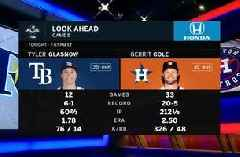 Rays clash with Astros for winner-take-all Game 5 of ALDS