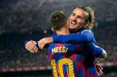 Barcelona's Antoine Griezmann backed to come good at Nou Camp by Diego Simeone
