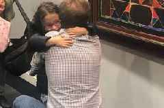 Daughter of Nazanin Zaghari-Ratcliffe lands back in UK after 3 years in Iran