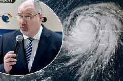 Typhoon Hagibis Rugby World Cup live updates as legal action threatened over Scotland v Japan decision