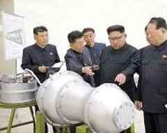 US, Japan, SKorea discuss NKorea denuclearization