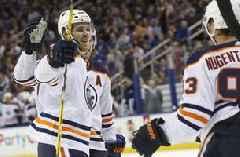 McDavid, Draisaitl help unbeaten Oilers defeat Rangers 4-1