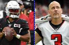 Matt Bryant missed PAT sinks Falcons, Kyler Murray and Cardinals hold on, 34-33