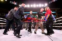 Patrick Day undergoes emergency brain surgery after suffering brutal knockout