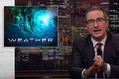 John Oliver's Forecast for the National Weather Service if Trump Gets His Way? Superstorms (Video)