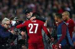 Liverpool's Alisson shares what Jurgen Klopp said before Barcelona comeback