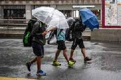 UK weather: Met Office says Typhoon Hagibis could influence our weather after hitting Japan