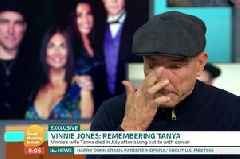 Vinnie Jones breaks down on Good Morning Britain during heartbreaking interview about wife Tanya's death