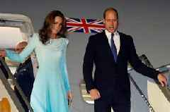 Prince William and Kate Middleton arrive in Pakistan for 'most complex' royal tour ever