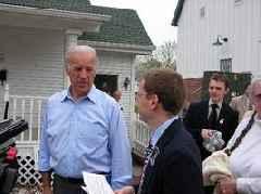 The more Joe Biden stumbles, the more corporate democrats freak out
