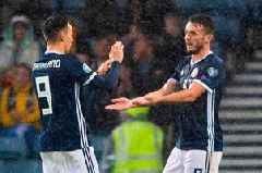 John McGinn feared he'd be robbed of historic hat-trick as he reveals Lawrence Shankland influence
