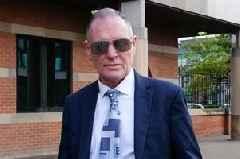 Rangers legend Paul Gascoigne arrives at court for sexual assault trial