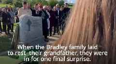 Irish granddad pulls prank at own funeral with 'voice from the coffin'