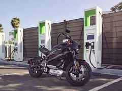 Harley-Davidson has stopped production of its LiveWire electric motorcycle due to a charging glitch (HOG)