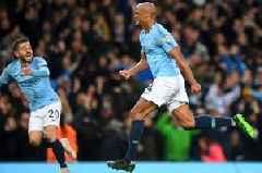 Liverpool's James Milner brands Vincent Kompany stunner 'slice' in dig at former Man City team-mate