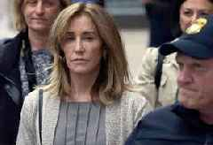 Felicity Huffman Reports to CA Prison For 14-Day Sentence, Amenities Include Tanning Deck