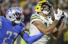Packers WR Lazard gains trust of Rodgers, fulfills NFL journey