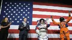 NASA Unveils Moon Spacesuits for Artemis Generation Astronauts