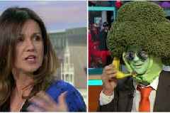 Piers Morgan and Susanna Reid's 'Mr Broccoli' GMB interview descends into furious row