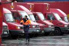 Royal Mail staff target strike action over Christmas and Black Friday