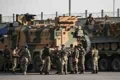 Defying NATO allies, Turkey says it rejects Syria cease-fire