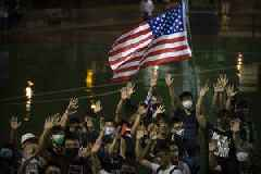 US House passes bill to support Hong Kong protests, China threatens to retaliate