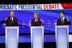 Warren takes fire from 2020 rivals: Takeaways from the fourth Democratic debate