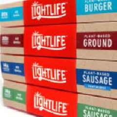 Lightlife® Announces National Availability of Its New Plant-Based Meat Line in More Than 12,000 Retail Stores Nationwide