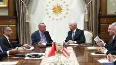 Pence Says Turkey Has Agreed To 120-Hour Cease-Fire In Syria