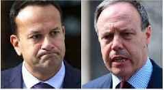 Unionism 'more than red post boxes,' blasts DUP's Nigel Dodds over Varadkar Brexit reassurance bid