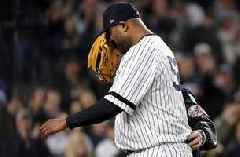 CC Sabathia walks off Yankee Stadium mound for potentially the final time in legendary career