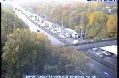Live updates - M6 multiple car crash with delays as far back as Spaghetti Junction