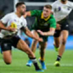 New Zealand fall to Australia, Tonga suffer shock defeat at Rugby League World Cup Nines