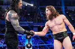 Roman Reigns & Daniel Bryan vs. King Corbin & Shinsuke Nakamura: SmackDown, Oct. 18, 2019