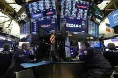 Stocks climb on hopes for progress in trade; Canadian dollar gains