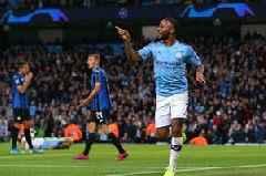 Man City player ratings as Raheem Sterling hits hat-trick in Atalanta thrashing