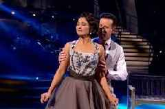 Emma Barton 'struggling' as she tries to juggle Strictly and EastEnders
