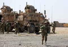 Iraq trolls U.S. Syria withdrawal, tells American troops they can't stay